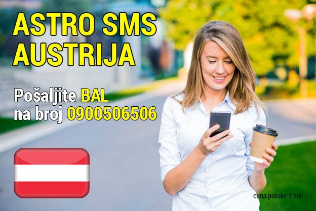 Astro sms Austrija