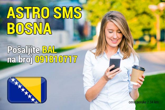 Astro sms Bosna